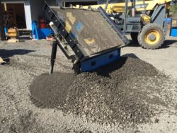 new topsoil screener SLG-68